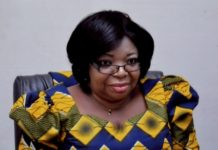 lydia lariba, ghana insurance minister