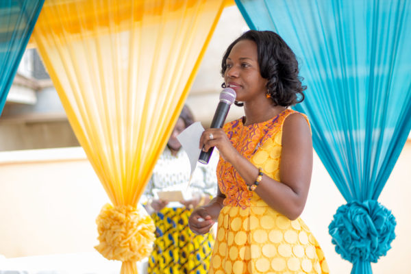 Dr. Genevieve Kumapley, founder and Executive Director of Haven International, Ghana